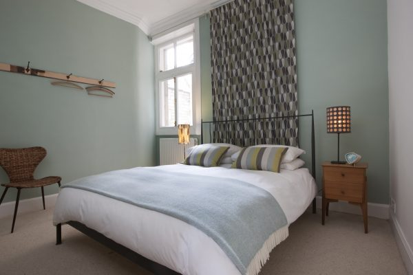 Bedroom in North Berwick Holiday Home